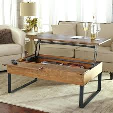 lift top coffee table storage lift top coffee table with storage