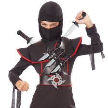 ninja costumes for boys costume craze