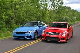 cadillac ats performance chip 2016 bmw m3 competition package vs cadillac ats v test drive