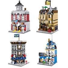 Lego Beach House Walmart by Online Buy Wholesale Lego Creator Hotel From China Lego Creator