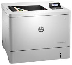 hp laserjet m553n color laser printer by office depot u0026 officemax