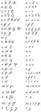 indianer spr che characters iv schriften sprachen