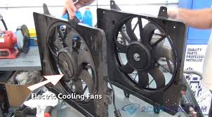 electric radiator fans how radiator fans work explained in under 5 minutes