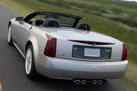 2007 cadillac xlr v information and photos zombiedrive