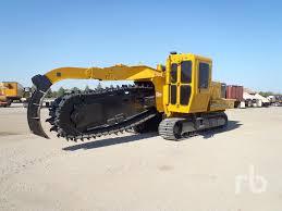 vermeer t755 comander crawler crawler trencher trenchers