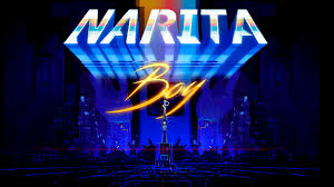 narita boy the retro futuristic pixel game by studio koba