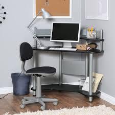 Corner Office Desk With Hutch by Small Corner Workstation Desk Hostgarcia