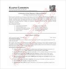 Resume Builder Job Description Construction Superintendent Job Description Job Resume Templates
