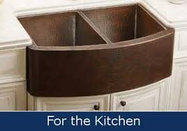 Buy The Best Copper Sinks And Copper Tiles In The United States Here - Brass kitchen sinks