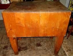 antique butcher block kitchen island antique butcher block kitchen island chopping block solid oak