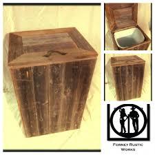 kitchen trash can cabinet bathroom trash can bathroom bin wooden trash can holder diy wooden