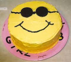 smiley cake recipe food for health recipes