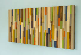 modern wood mid century wood wall new sculpture 2017