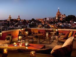 Top Rooftop Bars Singapore The Best Rooftop Restaurants In San Miguel De Allende Condé Nast