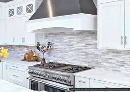 white kitchen backsplash tiles white cabinet marble countertop modern subway kitchen backsplash