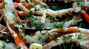 cuisiner les langoustines langoustines au four recette par cooking