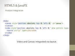 javafx grid layout exle javafx versus html5 javaone 2014