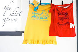 Upcycle Old Tshirts - creative ways to upcycle your old t shirts