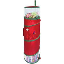 pop open gift wrap organizer 9 8 x 39 3 6998646 hsn