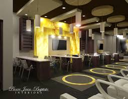salon decor ideas top home design