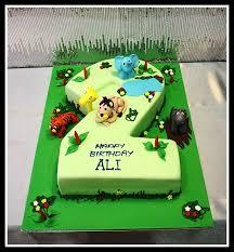 jungle theme cake cakes in dubai
