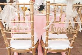 Bride And Groom Chair Signs Amazon Com Wedding Chair Signs