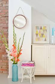 Design Spiegel Wohnzimmer Diy Spiegel Aus Einem Tablett Leelah Loves
