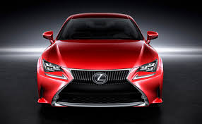 lexus rc f malaysia lexus rc 200t coupe to be introduced in europe