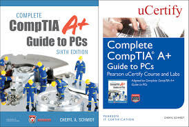 complete comptia a guide to pcs pearson ucertify course and labs