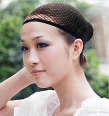 hair nets cheap hair nets black and transparent elastic invisible women line