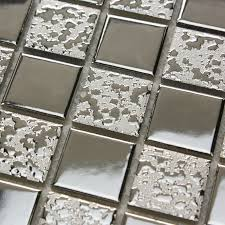 mirror tile backsplash kitchen floor tile sheets plating slip mosaic bathroom wall mirror
