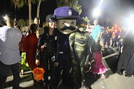 halloween city weslaco texas mission police department