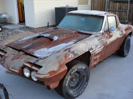 what year was the split window corvette made 1963 corvette sting split window coupe restoration