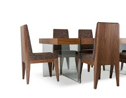 contemporary extendable designer table and chairs set scottsdale