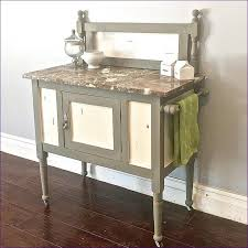 kitchen room wonderful metal kitchen cart with wood top small