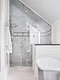 Building A Bathroom Shower Building A Walk In Shower