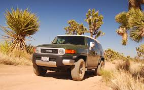 fj cruiser four wheeling the mojave trail in a toyota fj cruiser travel