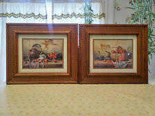 vintage home interior pictures home interior framed prints ebay