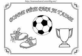 coloriages à imprimer sports football page 1