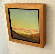 matt sterbenz fine art how to make simple floater frames for your plein air paintings
