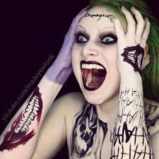 the jaredleto joker inspired makeup tutorial is now up on you madeyewlook ha ha ho ha