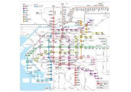 Nyc Subway Map Pdf by Osaka Subway Map Pdf My Blog