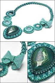 2210 best bead embroidery images on pinterest jewelry beaded