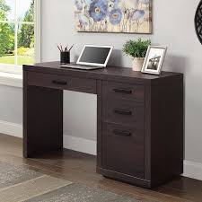 writing desk with drawers better homes gardens steele writing desk espresso finish