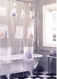 Bathroom Plastic Curtains Plastic Different Types Of Shower Curtains For Bathrooms