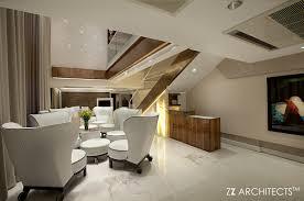 luxury penthouse by zz architects in mumbai on behance tv unit