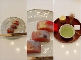 comment cuisiner les f钁es 2015 04 30 芥子の花の白大島に草原のうさぎ帯で 奈良先生のお茶のお稽古