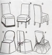 chair cover patterns parson s folding chair slipcover pattern cover ebay