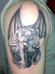 devils and angels in ink only tattoos