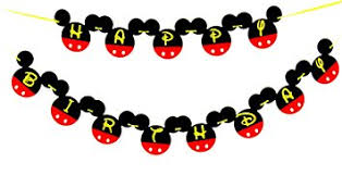 mickey mouse decorations mickey mouse birthday banner mickey mouse birthday